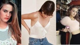 Lacláče a džínová bunda od přítele: Jaké další hity z 90. let se vracejí do módy?