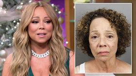Umírající a HIV pozitivní sestra Mariah Carey byla zatčena za prostituci