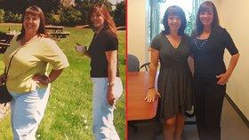 Celý život byla považována za to tlusté dvojče: Zhubla a nikdo ji teď od sestry nerozezná!