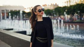 Milujeme černou barvu! 5 způsobů, jak ji nosit a nevypadat nudně
