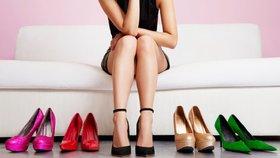 100 let módy: Jak vypadaly dříve boty na podpatku?
