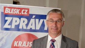 Lídr TOP 09 a Žít Brno Vitula: Vzít si své lidi do vedení je normální