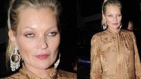 Kate Moss zase úplně na kaši! Do léčebny ale poslala svého milence