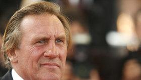 Depardieu v Česku točit nebude: Hádky o obří honorář!