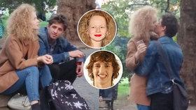 ODHALENO! Dcera Asterové Anna Linhartová: Nabrnkla si »panice«