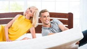 Jak vybrat kvalitní matraci