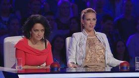 Nasupená Lucie Bílá opustila porotu Talentu! Kvůli nenávisti