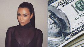 Nechutné: Lidé se snaží vydělat na přepadení Kim Kardashian!