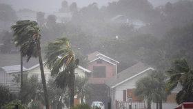 Hurikán Matthew: Téměř 900 obětí, v Haiti se bojí epidemie cholery