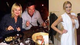 Moderátorka Zorka Hejdová ukázala rodiče: Komu je víc podobná?