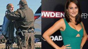 Slavnou americkou herečku zadržela policie! Snažila se vlastním tělem bránit stavbě ropovodu