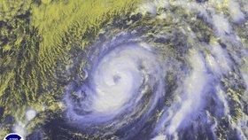 Nejdřív Matthew, teď Nicole: Další hurikán je na cestě, tentokrát na Bermudy