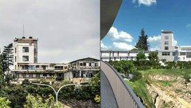 Na Barrandovské terasy se do tří let vrátí život: Víme, jak budou po rekonstrukci vypadat