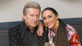 Sisa Sklovská musela zasáhnout! Manžela (68) přemluvila k nevyhnutelné operaci