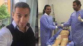 Chlípný chirurg, který se fotil s pacientkami, promluvil: Jde jen o nedorozumění, tvrdí