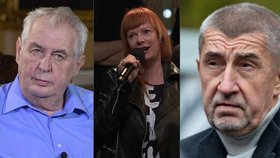 """Co vystřihli z Krause: Štěpánovou s Babišem i """"monstrem na Hradě"""". A Dietlovou"""