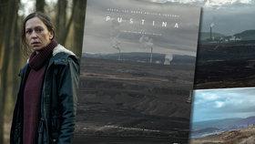 Přelomový český seriál Pustina startuje. Kdo je kdo v příběhu, který vás vtáhne?