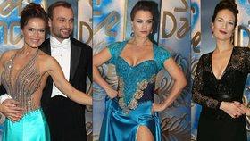 Souboj dekoltů ve StarDance: Vyprsené tanečnice trumfla Kostková!