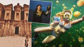 Američanka (27) chce pokořit světový rekord: Za 15 měsíců navštívila 180 zemí světa, včetně Česka