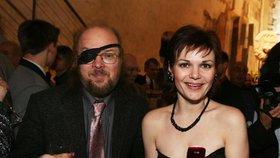 Herečka Simona Postlerová v slzách: Opustil ji milovaný manžel - podlehl rakovině jater