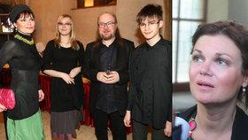 Zdrcená Postlerová o autistickém synovi: Jako by dostal mrtvici, přestal mluvit...