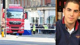 Tragická nehoda v Londýně: Italský princ skončil pod koly kamionu