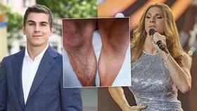 Velká oběť Davida Gránského v Tváři: Musel si oholit nohy!