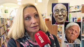 """Co kdo """"spíská"""" 17. listopadu? Sommerová: Brady a dalajlama probudili Česko"""