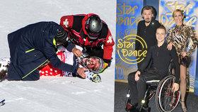 Speciální StarDance pro charitu: Mrazivá zpověď tanečníka na vozíčku!