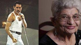 Zemřela matka Freddieho Mercuryho (†45): Syna přežila o čtvrtstoletí
