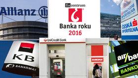 Banka roku: Komu věří Češi a kdo převálcoval konkurenci?