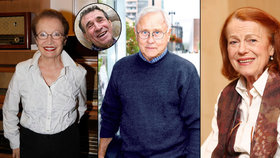 Smrt filmového Krakonoše Peterky zasáhla kolegy: Co na to Anče s Kubou?