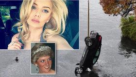"""Vnučka Putinova nepřítele zemřela při autonehodě! """"Ruská Lady Di"""" skončila jako její jmenovkyně"""
