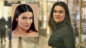 Herečka Mahulena Bočanová bez make-upu: Poznali byste ji na ulici?