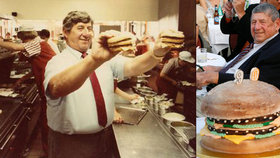 Zemřel »vynálezce« (†98) Big Macu: Legendární pochoutku vymyslel před 49 lety