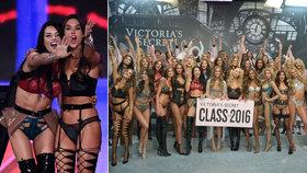 Hříšně krásné, hříšně bohaté: 13 nejbohatších modelek Victoria's Secret