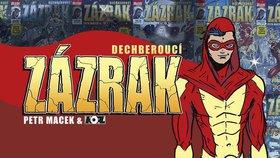 Zázrakovi je rok, utkal se s nacisty i Pérákem. Co českého superhrdinu ještě čeká?