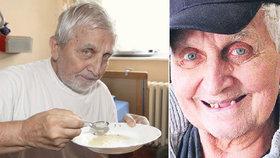 Slavný mim Čejka živoří v domově důchodců: Bez zubů i peněz!