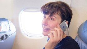 Americké aerolinky povolí lidem mobily. Zavolají si ale jen přes Wi-Fi