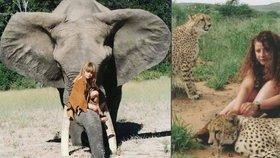 Neuvěřitelný příběh Tippi Degré (26): Vyrůstala jsem mezi zvířaty jako Mauglí!