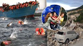 Brusel loví 100 tisíc mladých na pomoc s migrací i katastrofami. Češi se hrnou