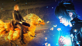 Final Fantasy XV recenze: Fantastická nedokonalost!