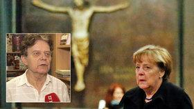 Němci jsou v šoku, s uprchlíky si chtěli léčit nacistický komplex, říká Tomský