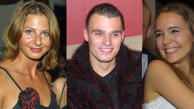 Unikátní foto: Gottová, Mareš a další před 15 lety! To se pobavíte