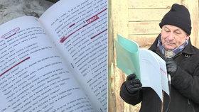 """Havel ve """"ztracené"""" reportáži popsal zatčení: Lidé si mysleli, že jde o natáčení"""