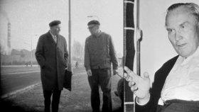 Mluvčícho Charty 77 Patočku uštvali k smrti: Kontrolovali ho i v rakvi!