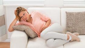 Je vám často zle od žaludku? Máte zažívací potíže? Pozor! Tělo tak hlásí problém!