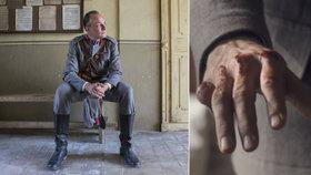 Karel Dobrý z Četníků z Luhačovic: Kvůli pokusu o sebevraždu skončil v Bohnicích!