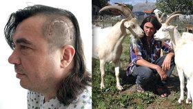 Aktivista Penc má nádor na mozku! Zbavuje se proto svého statku