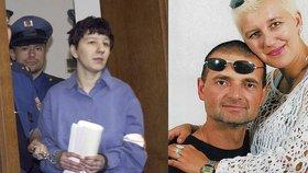 Vraždila po boku manžela: Dana Stodolová je prý zbabělá a vychytralá